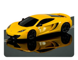Scalextric McLaren MP4-12C - Yellow - C3278