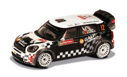 Scalextric Mini Countryman WRC - No. 12 - C3385