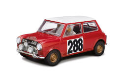 Scalextric Mini Cooper - Monte Carlo Rally 1963 - C3485