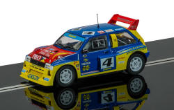 Scalextric MG Metro 6R4 - British Rally Cross - C3494