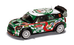 Scalextric Mini Countryman WRC - No. 14 - C3523