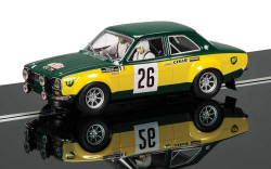 Scalextric Ford Escort Mk1 - No.26 - C3635