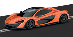 Scalextric McLaren P1 - Orange - C3643