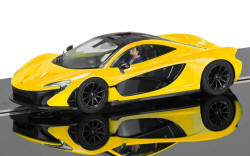 Scalextric McLaren P1 - Yellow - C3644