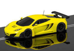 Scalextric McLaren 12C - Yellow - C3662