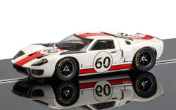 Scalextric Ford GT40 - Le Mans 1966 - C3727