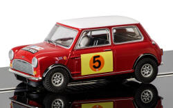 Scalextric Mini Cooper S - RAC Rally 1966 - C3747