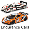 New Slot Car Modellers Shop - Model Scalextric Endurance Cars - Maserati Coupe, Mercedes-Benz, Mclaren, Jaguar XKRS