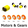 New Slot Car Modellers Shop - Model Scalextric Motors and Gears - Gear Puller, Motor, Pinion Gears, Contrate Gears, Spur Gears, Axles and Bearings