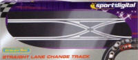 Scalextric Digital -Straight Lane Change Track - C7036