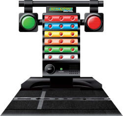 Scalextric Digital - Digital Pit Lane Game - C7041