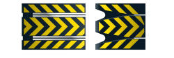 Scalextric Track - Scalextric Leap Ramps C8211